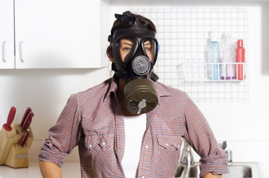 Неприятные запахи в Березниках